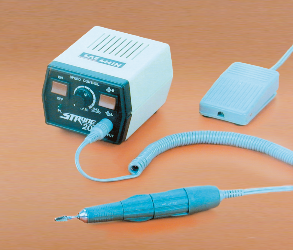 Electric Motor With Dental Handpiece Model 204